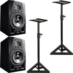 ADAM Audio A5X Stativ Set