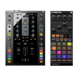 Native Instruments Traktor Kontrol Z2 + F1 Set