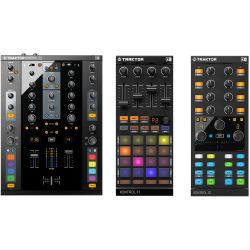 Native Instruments Traktor Kontrol Z2 + F1 + X1 MK2 Set