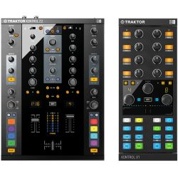 Native Instruments Traktor Kontrol Z2 + X1 MK2 Set