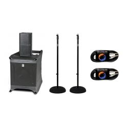 HK Audio Lucas Nano 300 Stativ Set 2