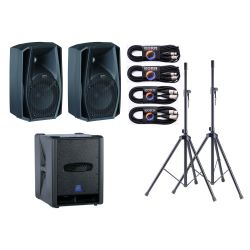 dB Technologies Cromo 8+ SUB 12D Set 1