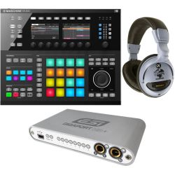 Native Instruments MASCHINE STUDIO BK Bundle