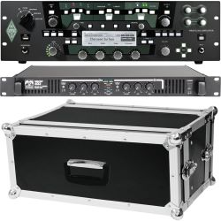 Kemper Profiling Amplifier Rack Bundle