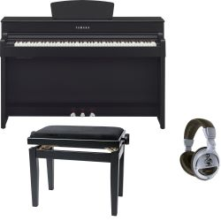Yamaha CLP-535 B  Digitalpiano Set