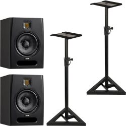 ADAM Audio F7 Stativ Set