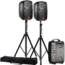 JBL EON 206P + Stative Bundle