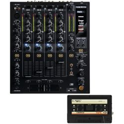 Reloop RMX-60 Digital + Reloop Tape Set