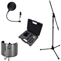 Alpha Audio MIC Studio Mikrofon USB Set