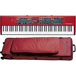 Clavia Nord Stage 2 EX 88 + Soft Case