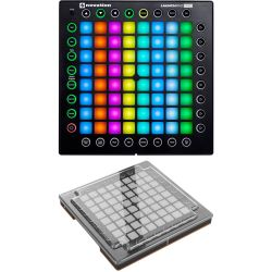 Novation Launchpad Pro + Staubschutzcover
