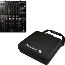 Pioneer DJM-900 NXS2 + Premium Mixer Bag Set