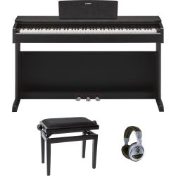 Yamaha YDP-143 B Black Digitalpiano Set