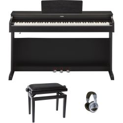 Yamaha YDP-163 B Black Digitalpiano Set