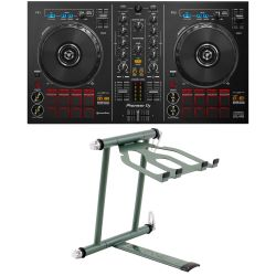 Pioneer DDJ-RB + Laptop Stand Bundle