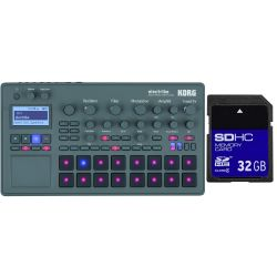 Korg Electribe 2 + 32 GB SD HC Card Set