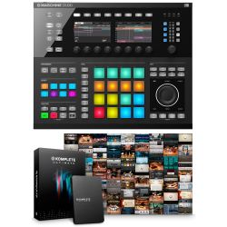 Native Instruments MASCHINE STUDIO BK + KOMPLETE 11 Ultimate