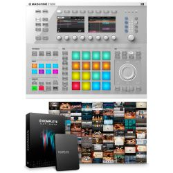 Native Instruments MASCHINE STUDIO WH + KOMPLETE 11 Ultimate