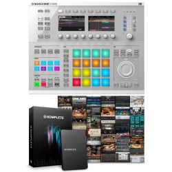 Native Instruments MASCHINE STUDIO WH + KOMPLETE 11