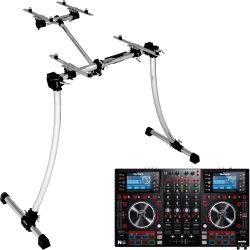 Numark NV II + DJ Rack Bundle