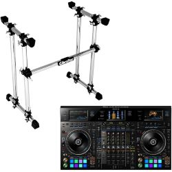 Pioneer DDJ-RZX + DJ Rack Bundle