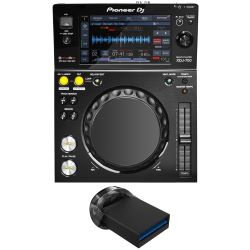 Pioneer XDJ-700 + 64 GB USB Stick Bundle