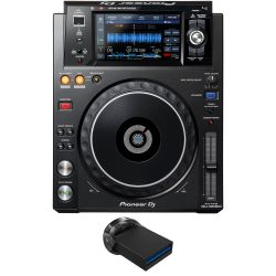 Pioneer XDJ-1000 MK2 + 64 GB USB Stick Bundle