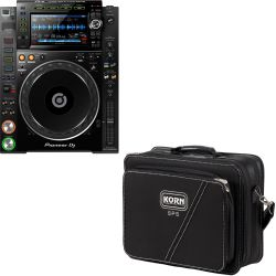 Pioneer CDJ-2000 NXS2 + Mixer Bag Bundle