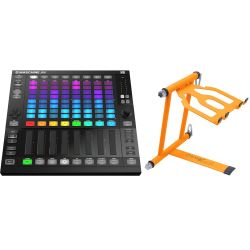 Native Instruments MASCHINE Jam + CV-3 Laptopständer