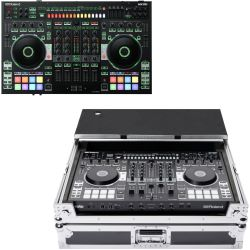 Roland DJ-808 Controller + Workstation Case