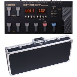 Multi Effects for Electric Guitars