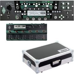 Kemper Profiler Rack + Profiler Remote Set + Case Remote