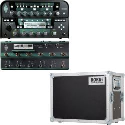 Kemper Profiler PowerHead + Profiler Remote Set  + Case