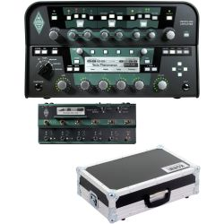 Kemper Profiler PowerHead + Profiler Remote Set + Case Remote
