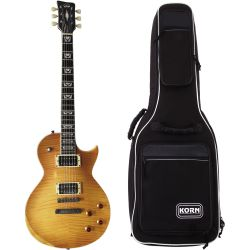 VGS Eruption Series Pro Relic Honey + Premium Gigbag