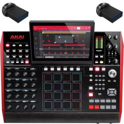 Akai MPC X + 2x 64 GB USB 3.0 Stick Bundle