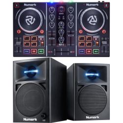 Numark Party Mix + Numark N-Wave 360