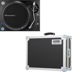 Pioneer PLX-1000 DJ Turntable + Case