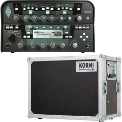 Kemper Profiler Amplifier Head BK Schwarz + Case Set