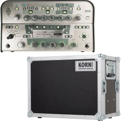 Kemper Profiling Amplifier Head WH Weiß + Case Set