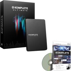 Native Instruments KOMPLETE 11 Ultimate + Tutorial DVD