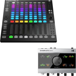 Native Instruments MASCHINE Jam + Komplete Audio 6