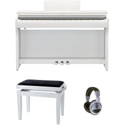 Yamaha CLP-625 WH Weiß Matt Digitalpiano Set