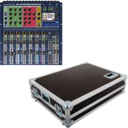 Soundcraft Si Expression 1 + Hardcase mit Toolfach
