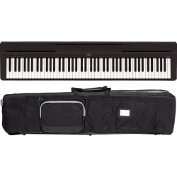 Yamaha P 45 B Stage Piano + Bag Set