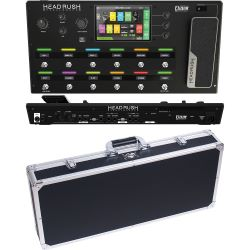 HeadRush Pedalboard + Hardcase Set