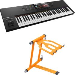 Native Instruments KOMPLETE KONTROL S61 MK2 + Pro Stand OR