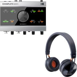 Native Instruments Komplete Audio 6 + KH Set