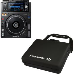 Pioneer XDJ-1000 MK2 Multiplayer + DJC-1000 Bag