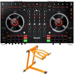 Numark NS6 II + Laptopstand OR
